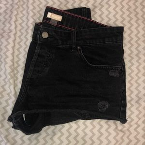 Roxy Black denim Shorts